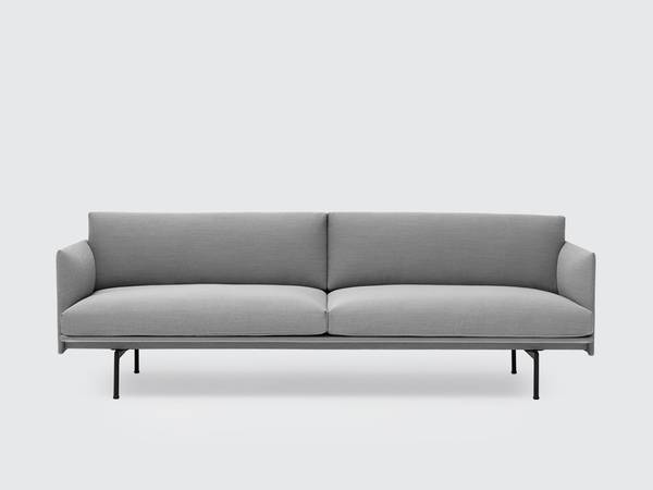 Bilde av Outline 3 seter sofa i
