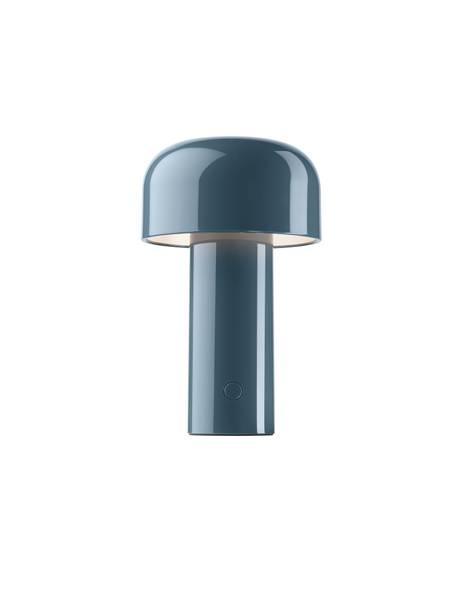 Bilde av Bellhop gråblå oppladbar