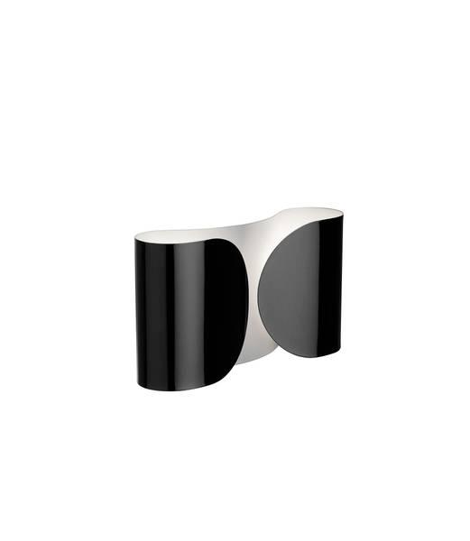 Bilde av Foglio vegglampe svart Flos