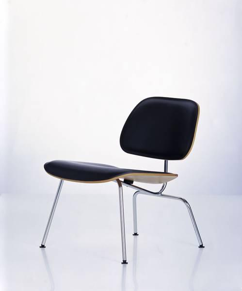 Bilde av LCM Lounge Chair Natur/Skinn