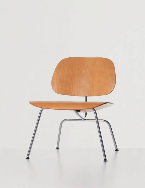 Bilde av LCM Lounge Chair Natur Vitra