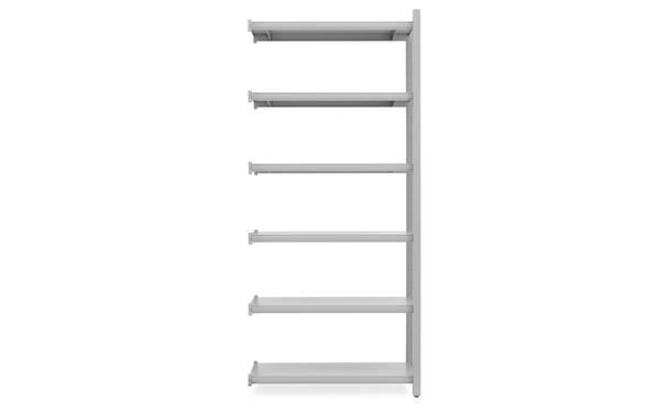 Bilde av Work Bokhylle modul høy grå