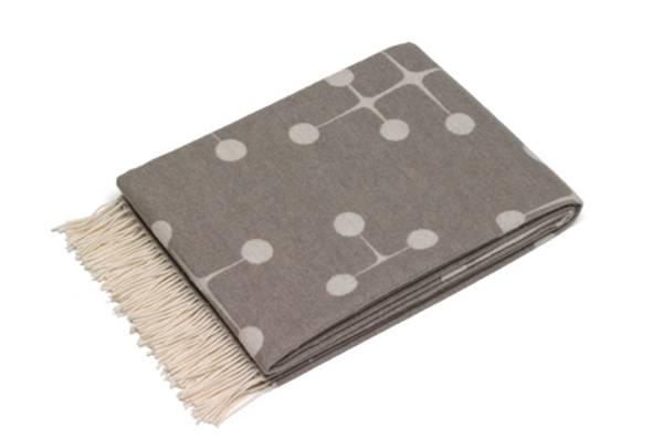 Bilde av Eames wool blanket taupe