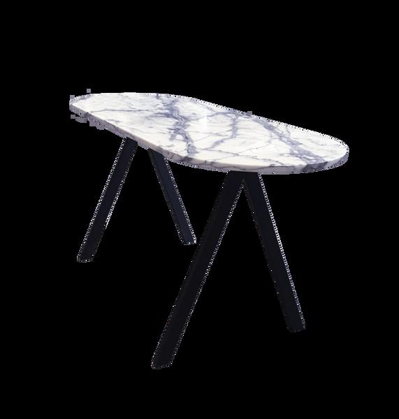 Bilde av SAW Skrivebord Hvit marmor
