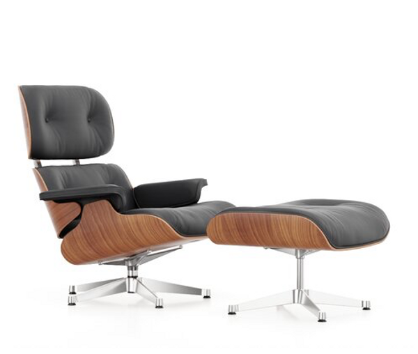 Bilde av Eames Lounge Chair & Ottoman