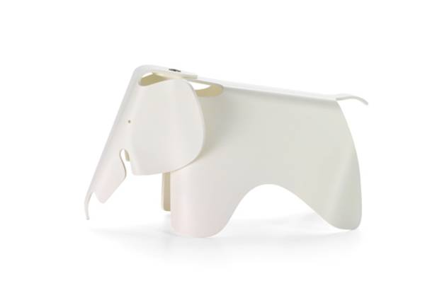 Bilde av Eames Elephant small white