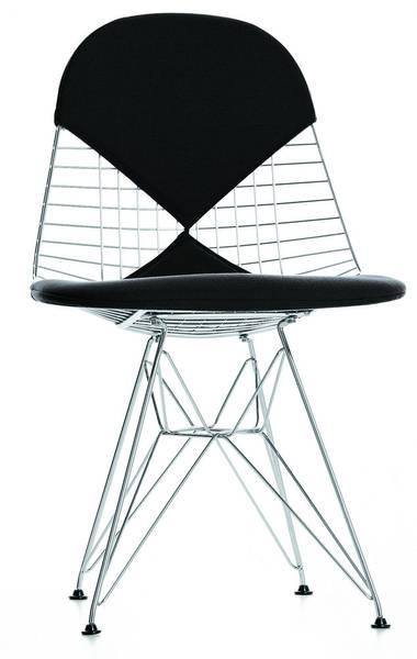 Bilde av Wire Chair DKR-2 krom, med