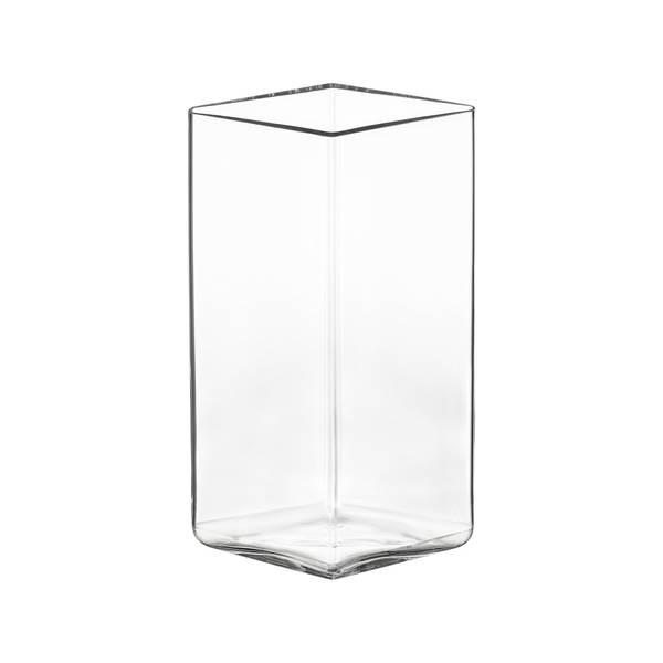 Bilde av Ruutu vase 115x180mm Klar