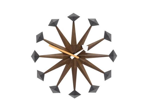 Bilde av Polygon Clock Vitra