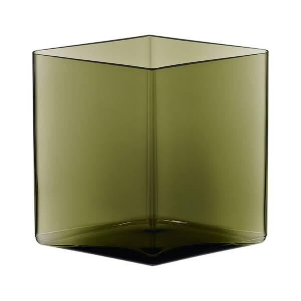 Bilde av Ruutu vase 205x180mm
