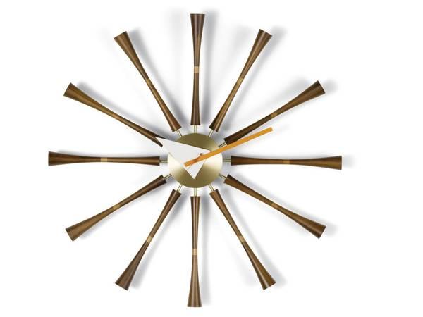 Bilde av Spindle Clock Vitra
