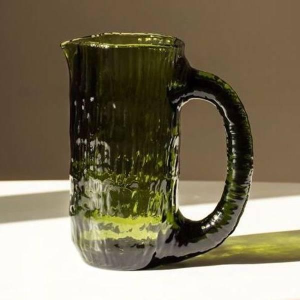 Bilde av Vannfall Flaskegrønn Nedre