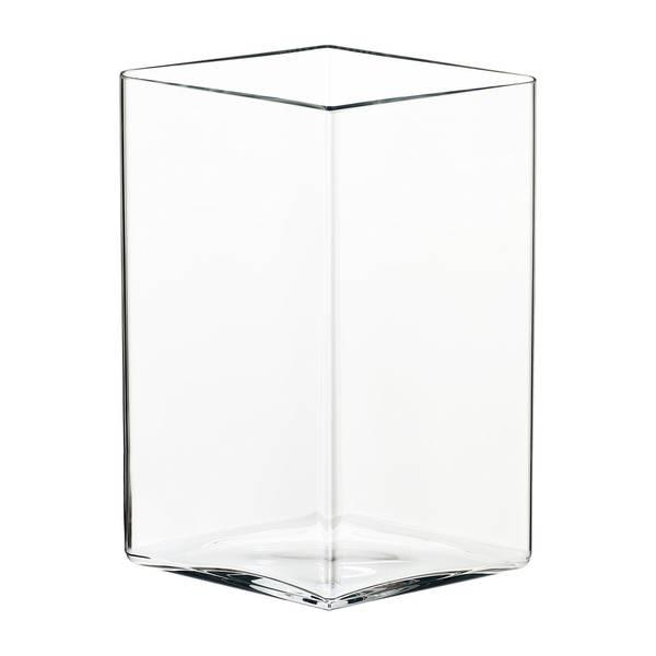Bilde av Ruutu vase 205x270mm Klar