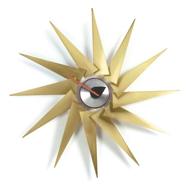 Bilde av Turbine Clock Vitra