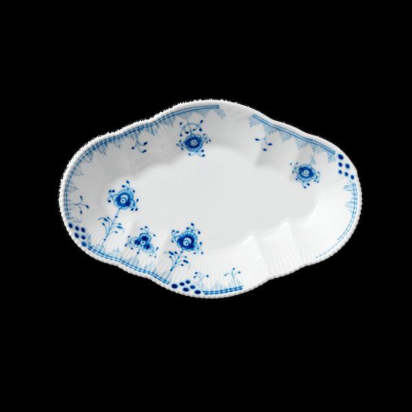 Bilde av Blå Elements fat 23 cm Royal
