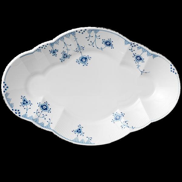 Bilde av Blå Elements fat 38 cm Royal