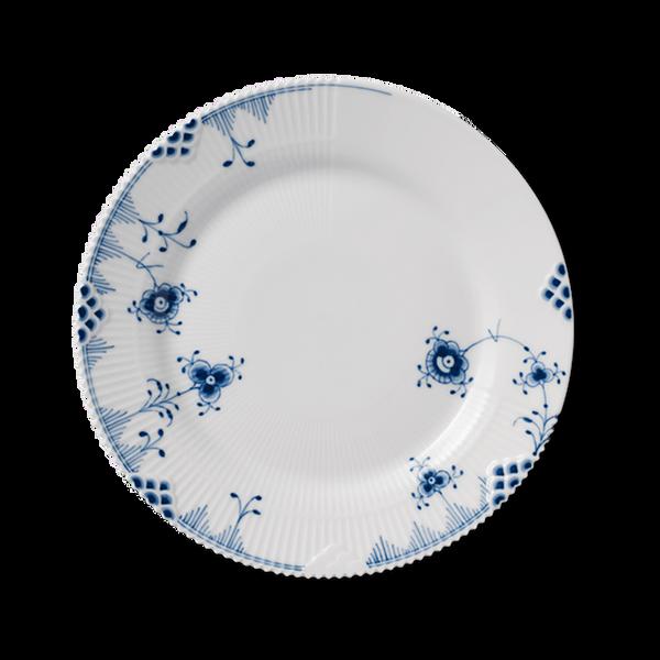 Bilde av Blå Elements tallerken 19 cm