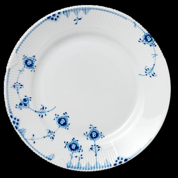 Bilde av Blå Elements tallerken 28 cm