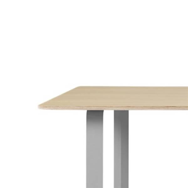 Bilde av 70/70 Spisebord XL eik/grå