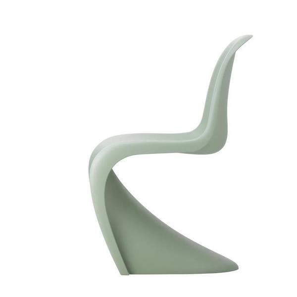 Bilde av Panton Chair soft mint Vitra