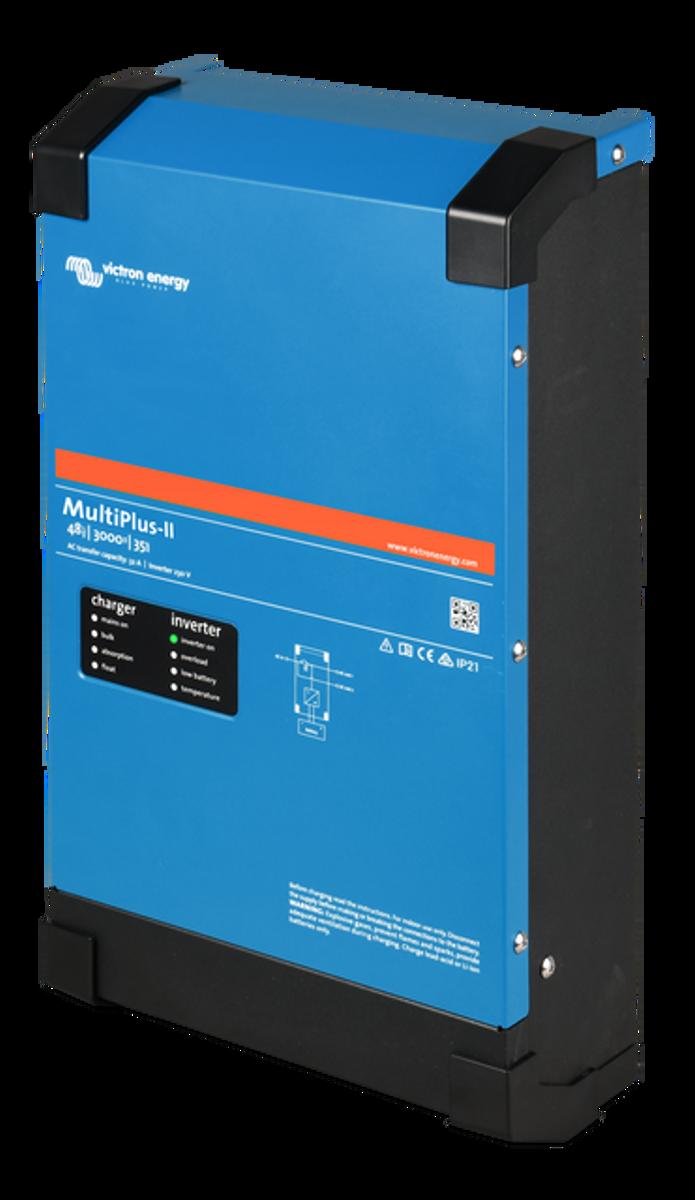 MultiPlus-II 48V inverter/lader 3000VA