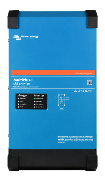 Bilde av Multiplus-II 12/3000/120-32 kombi inverter og lader