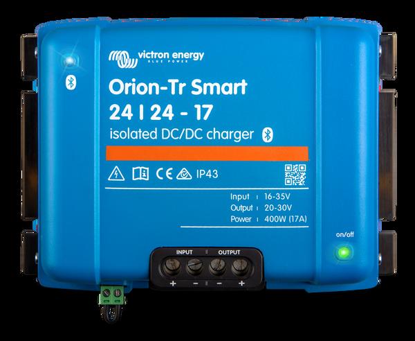 Bilde av Victron 24V til 24V Smart batterilader 17A med blåtann