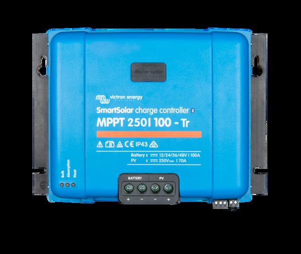 Bilde av 85A Victron SmartSolar MPPT 250/85-Tr blåtann
