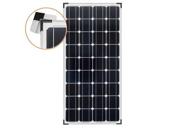 Bilde av Solcellepanel Mono - 100 Watt