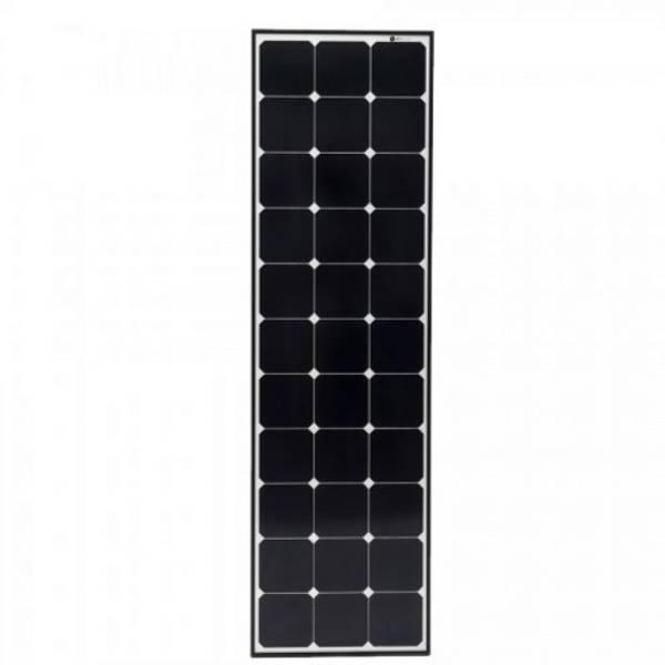 Bilde av Wattstunde Daylight Solcellepanel 120W Slim Versjon