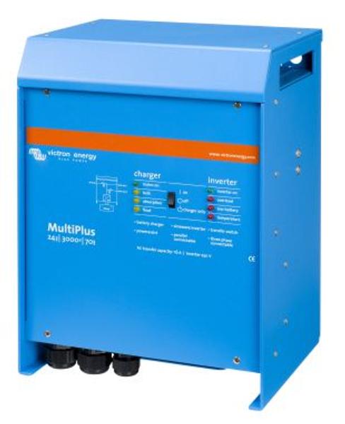 Bilde av MultiPlus 24V inverter/lader 1200W
