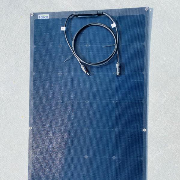 Bilde av Solcellepanel 110W fleksibelt robust ETFE