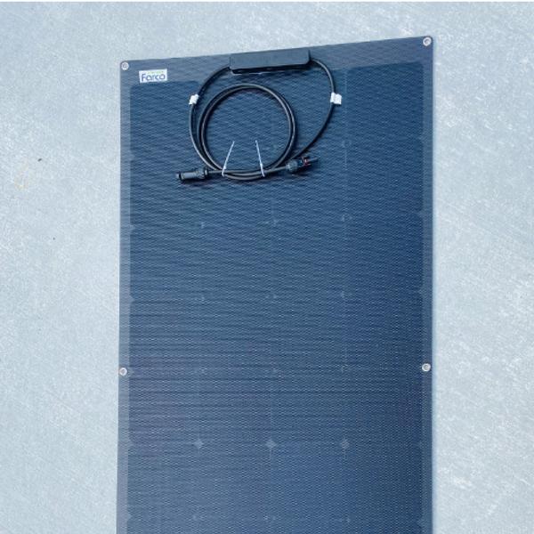 Bilde av Solcellepanel 150W fleksibelt robust ETFE
