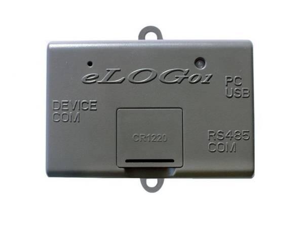 Bilde av EP Solar eLog til laderegulator