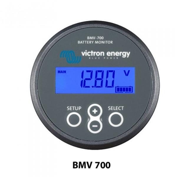 Bilde av Batterimonitor Victron BMV-700