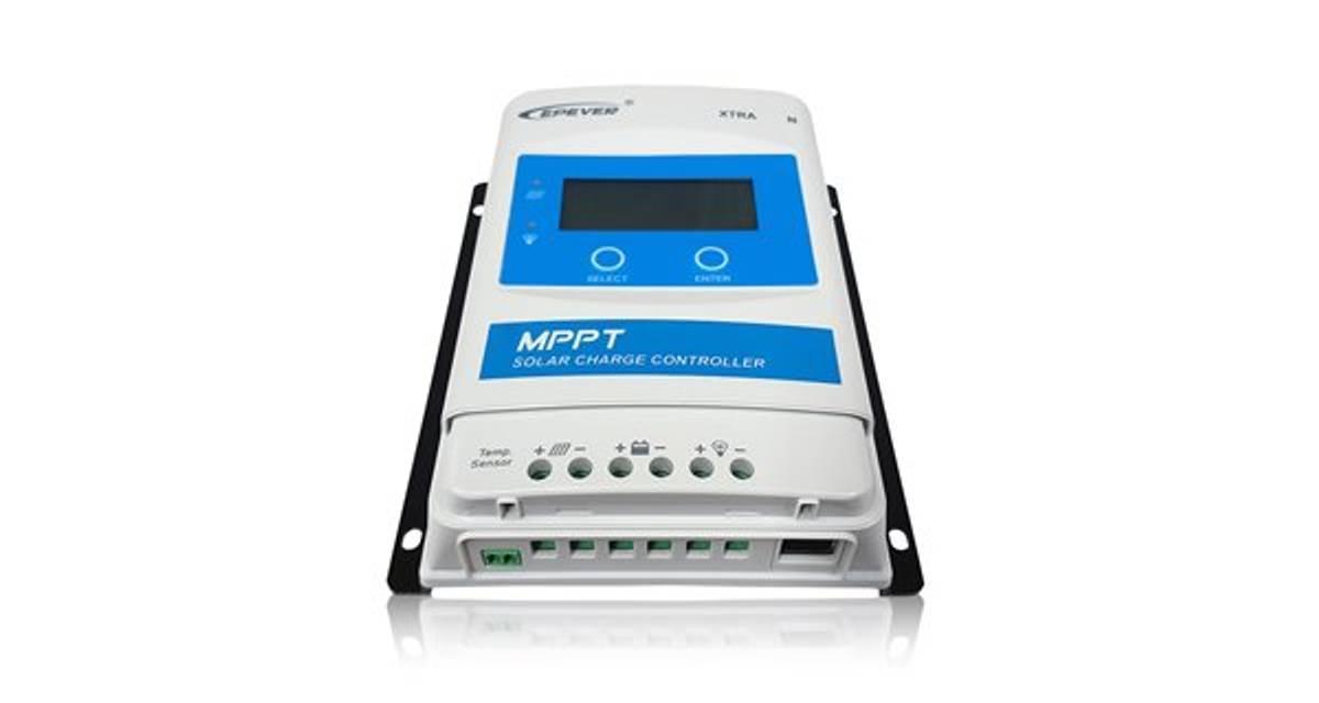 Laderegulator 20A MPPT med skjerm - XTRA2210N