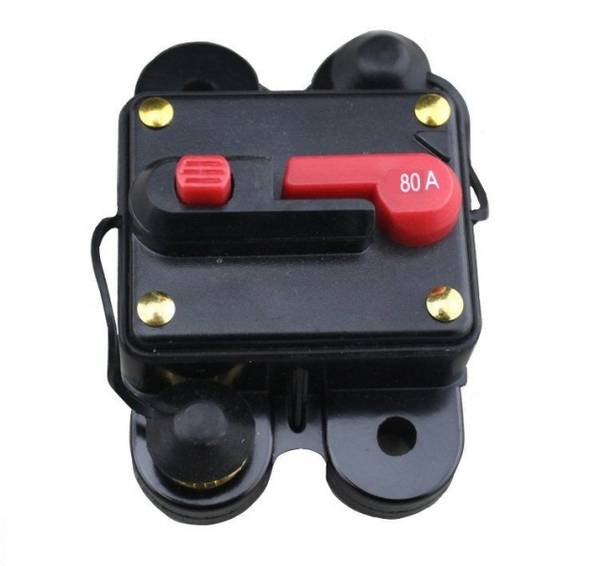 Bilde av Automatsikring med resetbryter 100-300 Ampere