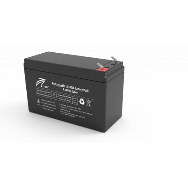 Bilde av Litiumbatteri 6At med 6A BMS