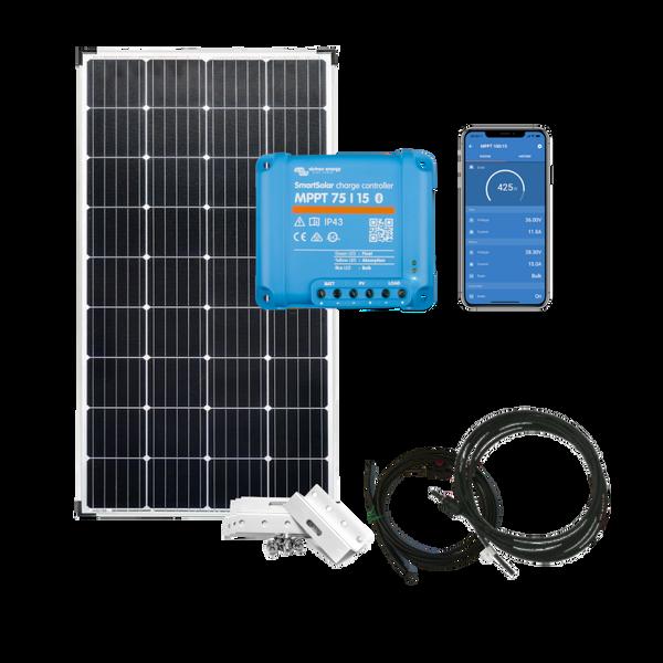 Bilde av Solcellepakke Hytte 175W SmartPRO