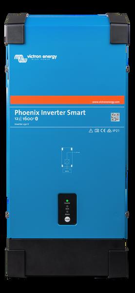 Bilde av Victron Energy 1600W Phoenix Smart 24v-230v med Blåtann