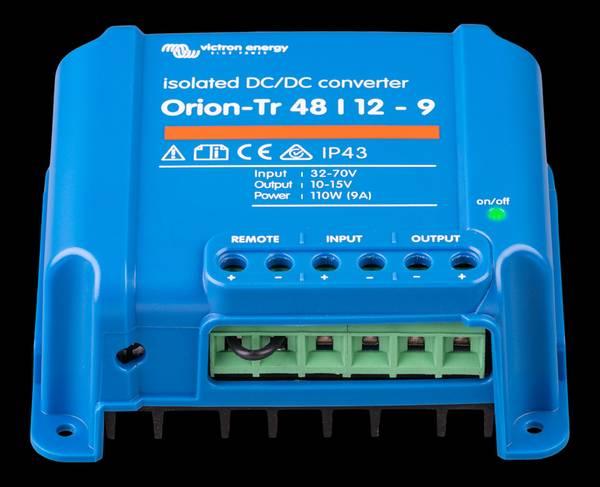 Bilde av Victron 48 til 12V Omformer 9A / 110W