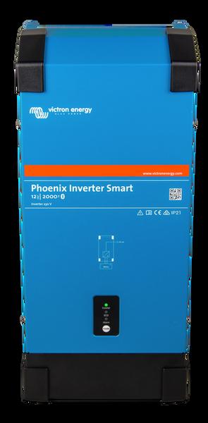 Bilde av Victron Energy 2000W Phoenix Smart 24v-230v med Blåtann