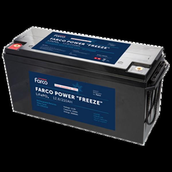 Bilde av Litiumbatteri 210At Freeze - 150A BMS