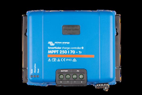 Bilde av 70A Victron SmartSolar MPPT 250/70-Tr blåtann