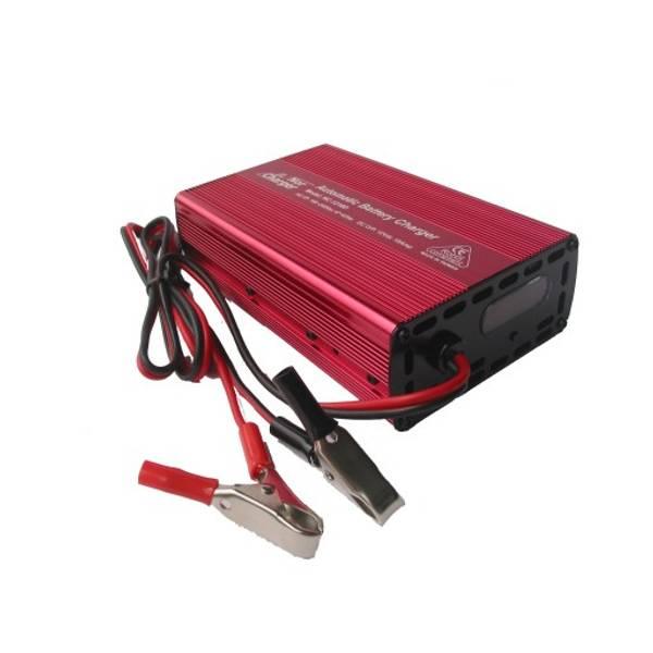 Bilde av Nor Charger 12v 10A - Elektronisk Batterilader