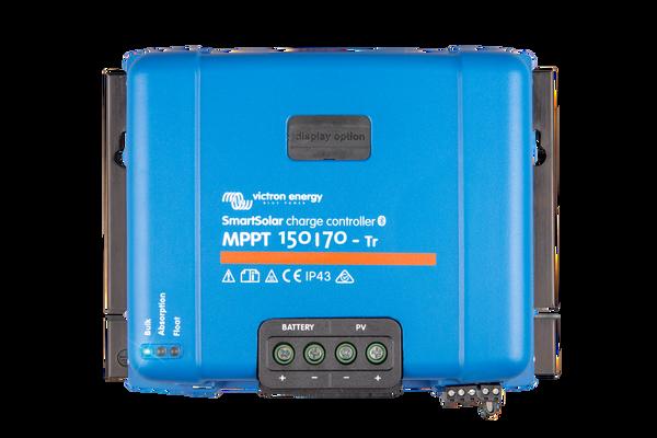 Bilde av 70A Victron SmartSolar MPPT 150/70-tr blåtann