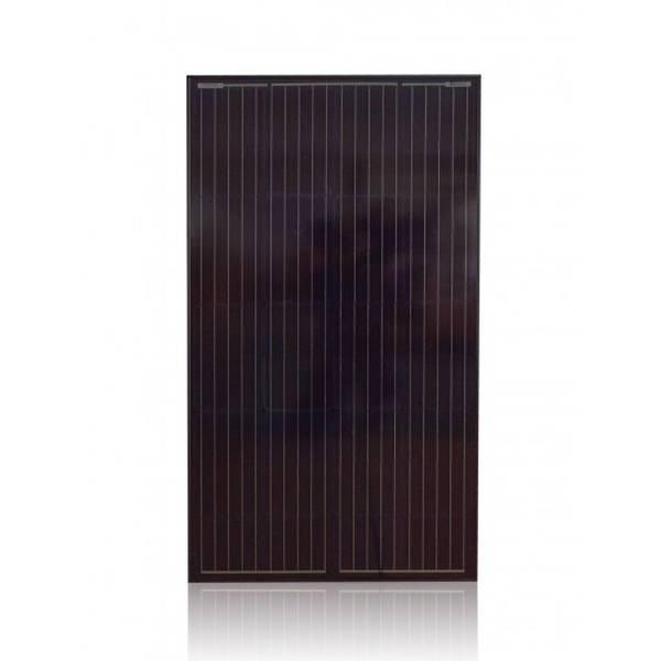 Bilde av Solcellepanel Mono - 80 Watt Helsvart