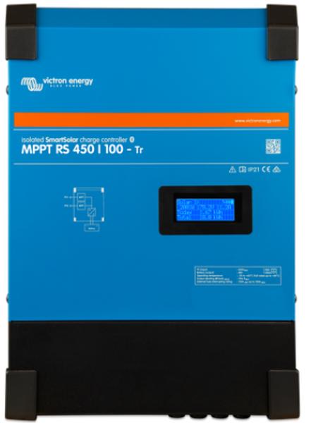 Bilde av 100A Victron SmartSolar MPPT 450/100-RS blåtann