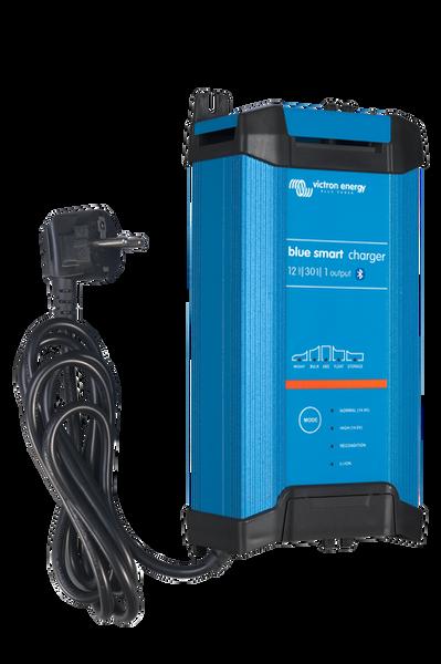 Bilde av Victron Blue Smart 15A 12V (1) Batterilader med blåtann