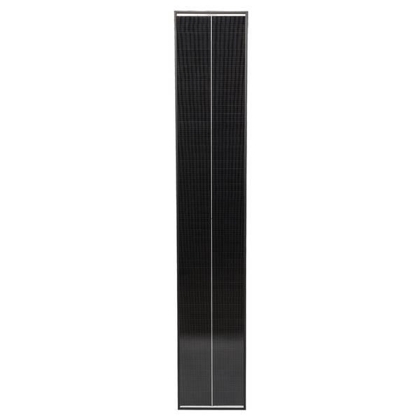 Bilde av Wattstunde blackline Solcellepanel 80W Slim Versjon